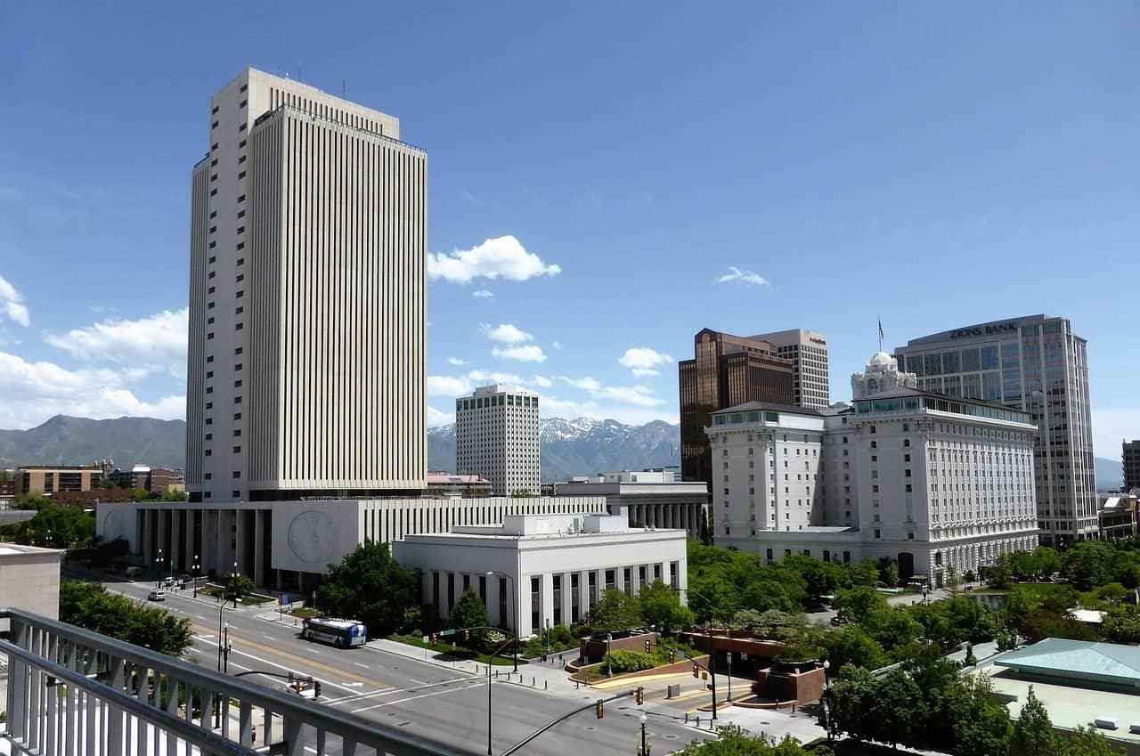 Salt Lake City air quality