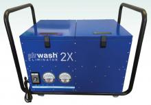 Amaircare AirWash Eliminator 2X Double Scrub HEPA and Carbon Air Filtration System
