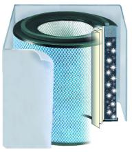Austin Air Allergy Unit Replacement Filter Cartridge w/ Pre-filter for Standard Models