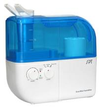 SPT Dual Mist Humidifier with ION Exchange Filter SU-4010, SU-4010G