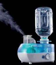 SPT Personal Humidifier with Ionizer SU-1052